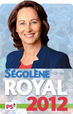 Blog Segolene Royal 2012